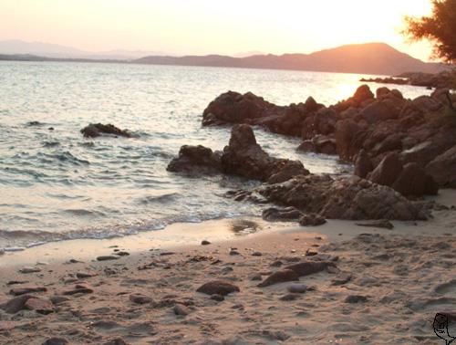 Isola Rossa and Isola Piana