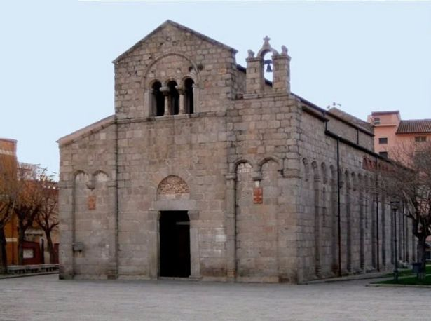 The-church-of-San-Simplico-Olbia-Sardinia-Picture-by-Lupo-from-creative-commons-for-a-destinatio