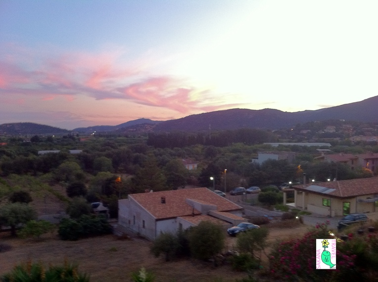 Chia town landscape V