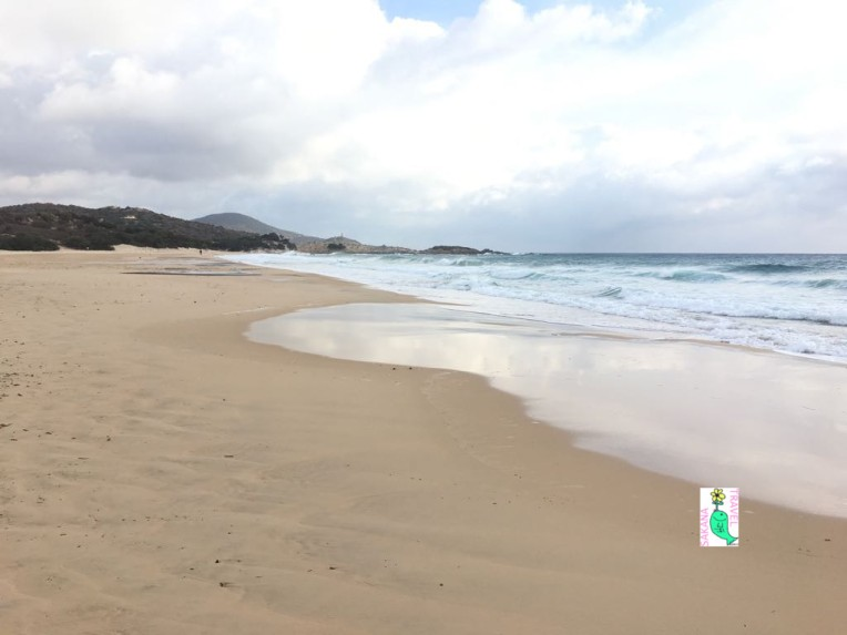 Su Giudeu beach 5 AF