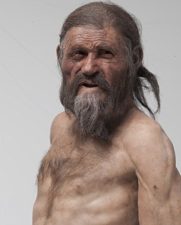 Mysteries of Oetzi the Iceman further unravelled