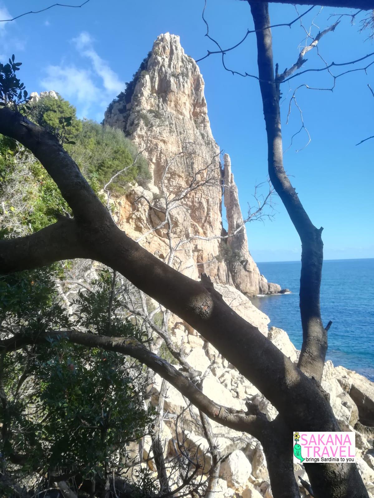 Pedra Longa Baunei